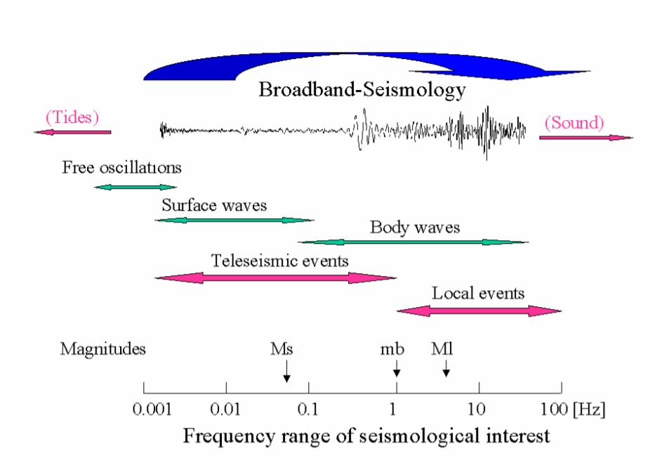 SeismicFrequencies